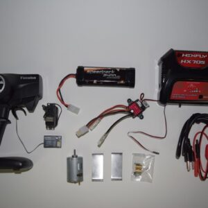 Radio And Motor Packages