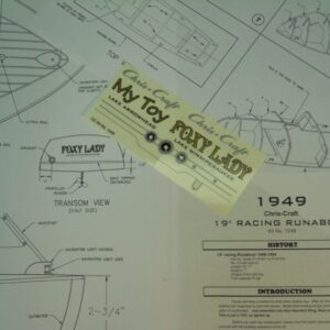 Plans, Instructions, & Decals
