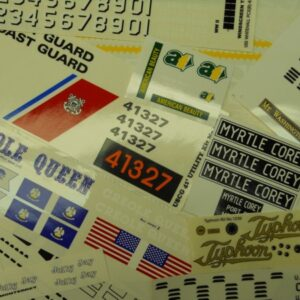 Decals-Scale Models